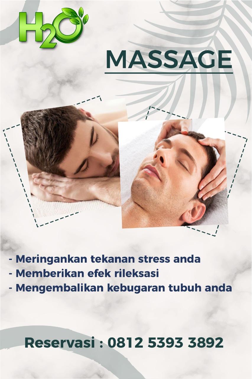 H20 Family Refleksi dan Massage Tarakan 2