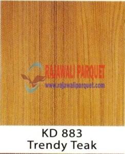 harga lantai kayu laminated KD 883
