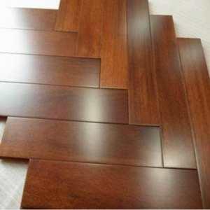 lantai kayu Merbau bepel