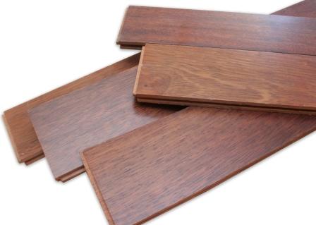 flooring kayu Merbau coating