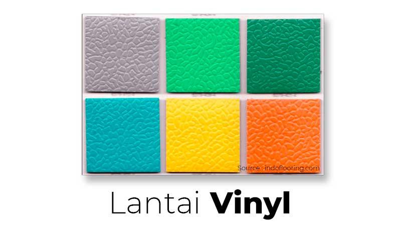 Lantai-Vinyl