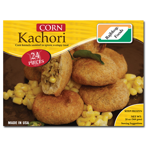Corn Kachori
