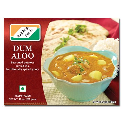 Dum Aloo Bombay