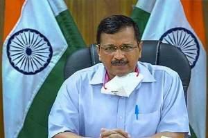 CM Kejriwal's big announcement on free corona vaccine, said- If Modi govt fails then...