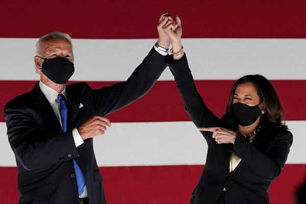 Biden-Kamala's huge victory amidst US violence, Trump accepts defeat for the first time » NEWS READERS