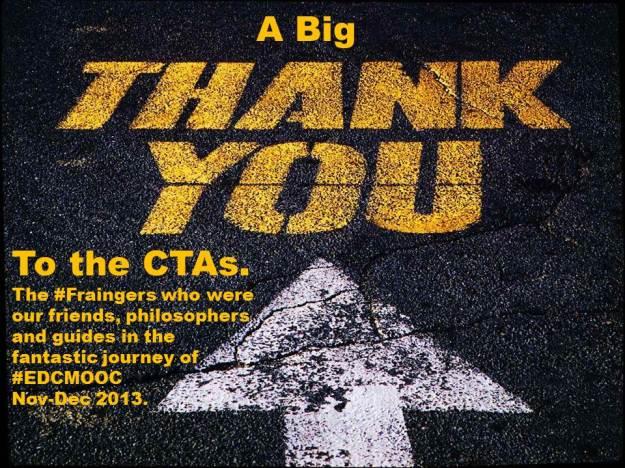 Thanks CTAs