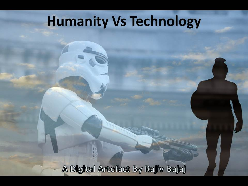 Humanity vs Technology
