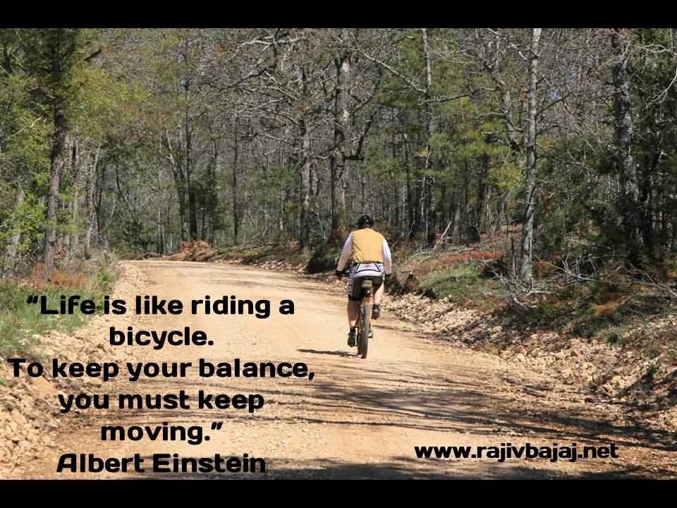 bicycle balance