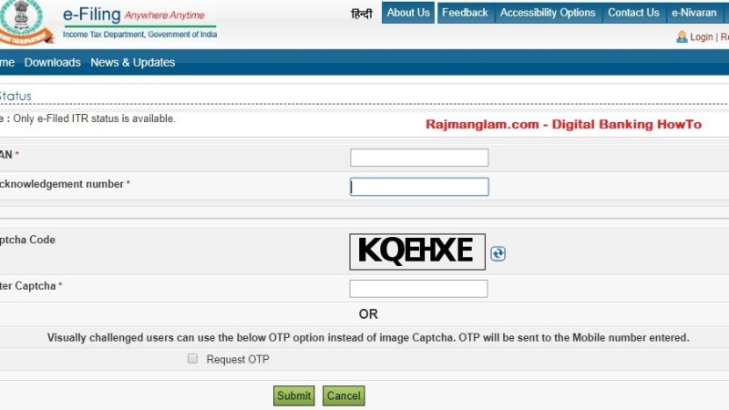 How to Check Fake Income Tax Return (ITR) For Loan ?