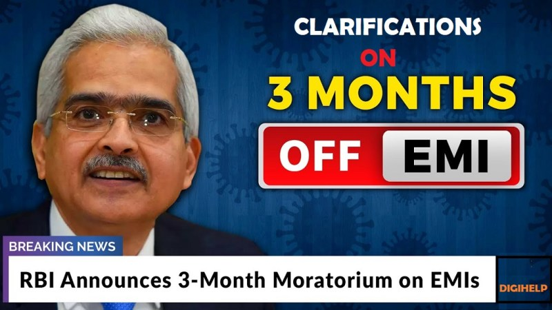 Clarification on RBI's 3 Months Loan Moratorium, Should borrowers accept it ?