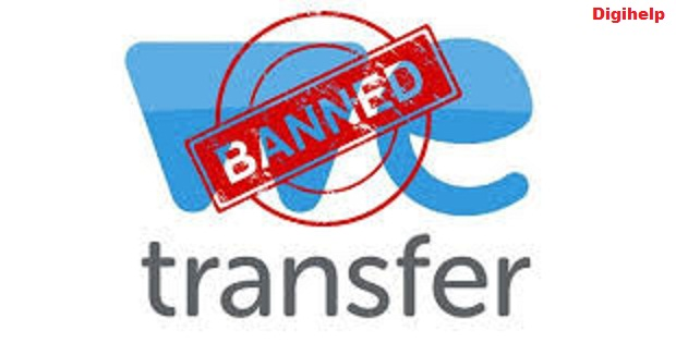 File-Sharing App WeTransfer Banned in India