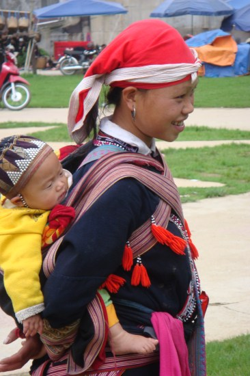 Hmong Mother
