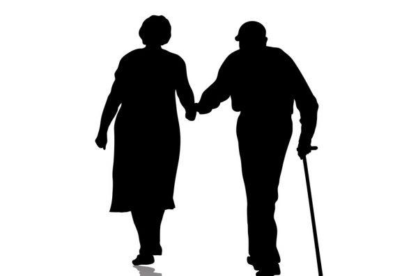 Image result for divorce at old age
