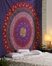 Blue Wall Tapestry | Wall Hanging Wall Tapestry | Dorm ...