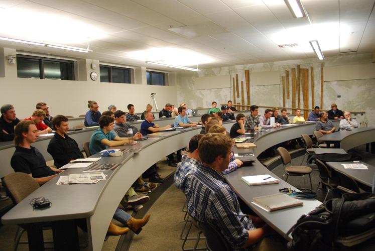 Young men, Ambition, focus, Sigma Nu, CSU, Ft. Collins