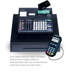 Rajvisa Cash Register
