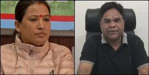 Image: Court issues non-bailable warrant against Rekha Arya's husband