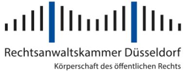 Bildergebnis für rechtsanwaltskammer düsseldorf