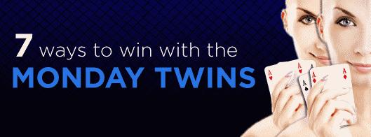 888Poker $10,000 Monday Twins Challenge