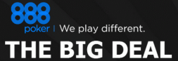 888Poker The Big Deal