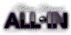 Adrian Peterson Poker