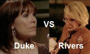 Annie Duke vs Joan Rivers in The Celebrity Apprentice
