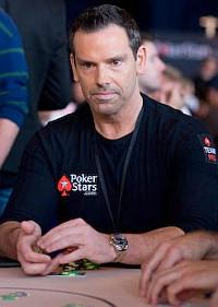 Team PokerStars professional poker player Chad Brown.