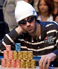Team PokerStars professional poker player Jason Mercier.