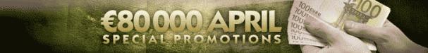 NoiQ Poker April Special Promotions