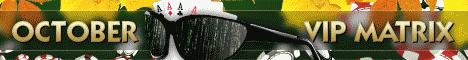 NoiQ Poker October VIP Matrix