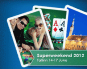 NordicBet Poker Superweekend 2012 Qualifiers