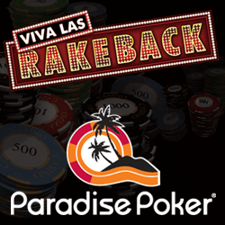 Paradise Poker Freeroll