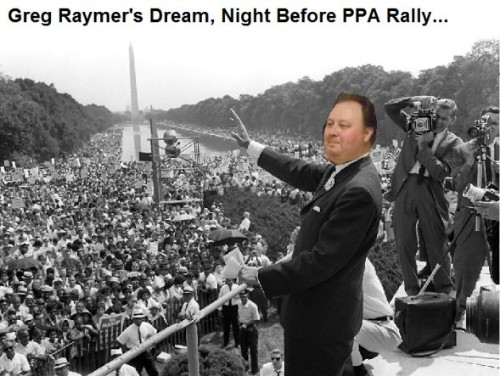 PPA Greg Raymer Rally Dream