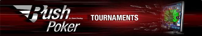 Rush Poker Tournaments at Full Tilt