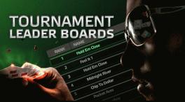 WPT Poker Tournament Leaderboards