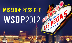 2012 WSOP Satellite Information
