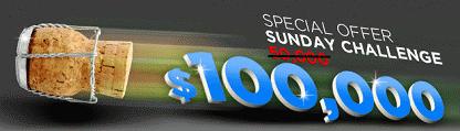888Poker Sunday Challenge