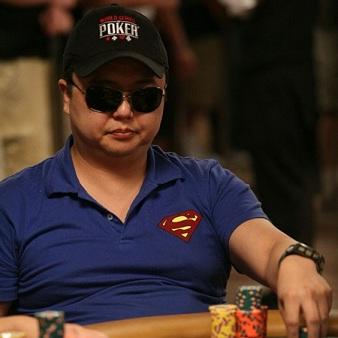 Australian Poker Pro David Saab