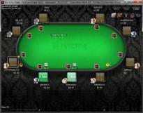 BetVictor Poker Table