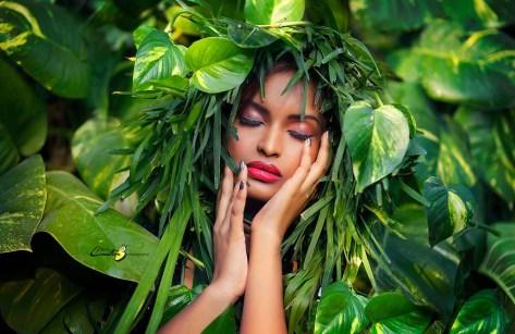 model portfolio shot at aalankrita resort