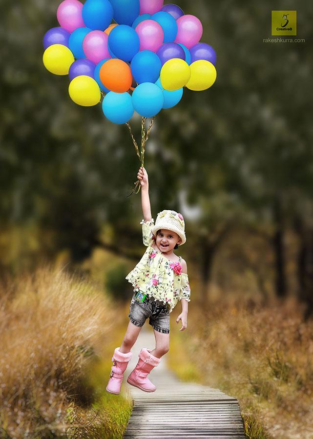 Kids photographer india
