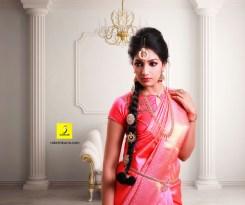 Saree shoot Modelling