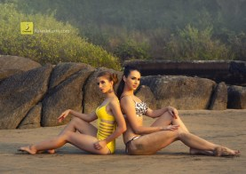 model photography in goa