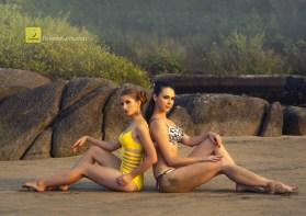 model photography in goa