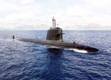 A-Scorpene-submarine