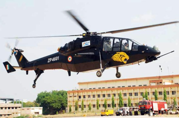 Hindustan-Aeronautics-Ltd-Light-Combat-Helicopter