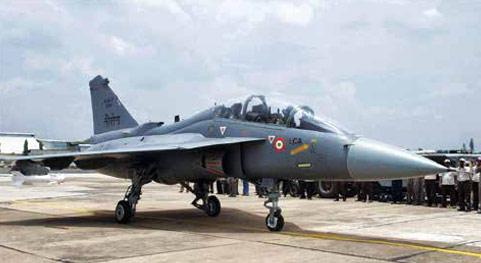 Indian Navy Light Combat Aircraft (LCA) Tejas