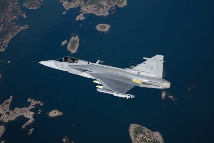 Saab Gripen E 1