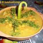 Chana Tondak / Goan Chana Masala