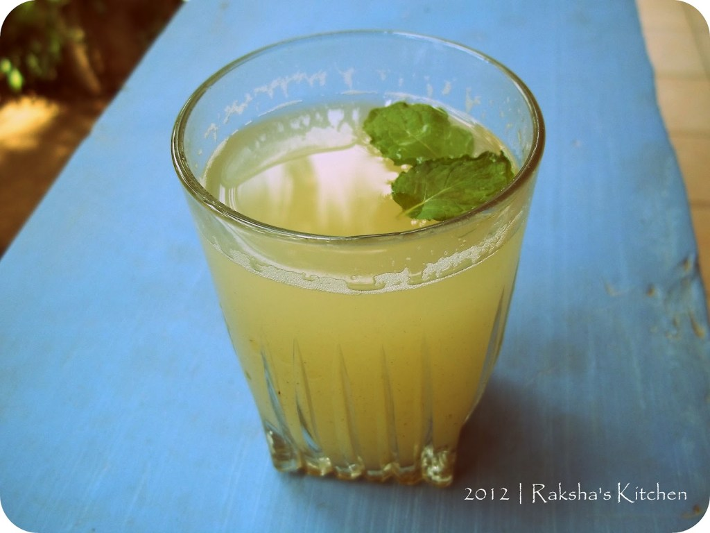 Fun in the land of Sun – Goa and Refreshing Aam Panna